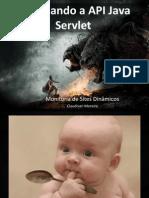 Dominando a API Java Servlet