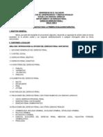 Guia de Primera Evaluacion Sumativa Penal i