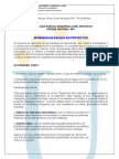 Guia Para El Desarrollo Del Proyecto Prueba Nacional Del 40