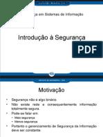 1 - Introducao a Seguranca Da Informacao