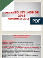 Exposicion Reforma de La Ley 100