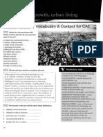 CAE Voc Context Units1 5
