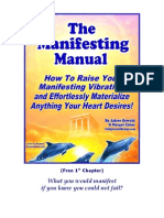 Manifesting Manual FREE Chapter One