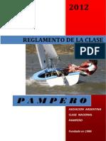 Reglamento Clase Pampero