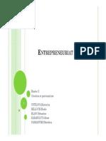 Entrepreneuriat Au Bresil