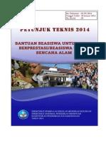 03-PS-2014 Bantuan Beasiswa Untuk Siswa Berprestasi