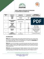 Aromaticas Protocolo General