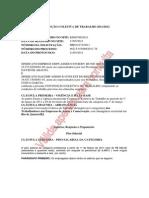 Acordo Coletivo Asseio 2011 2012