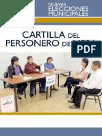 Cartilla Personero NEM 2014