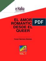 5. El amor romántico desde una perspectiva queer. Coral Herrera Gómez