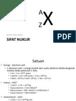 01. Sifat Nuklir 1