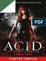 ACID Chapter Sampler
