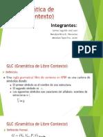 GLC Árboles & Derivación