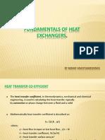 Fundamentals of Heat Exchangers