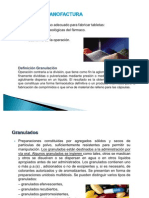 Metodos de Fabricacion Farmaceutica