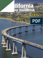 CA Driver Handbook 2009