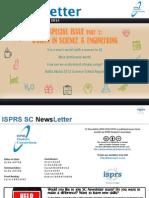 ISPRS Student Consortium Newsletter Vol. 7 No. 4