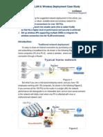 Edimax VLAN&Wireless Deployment Case Study