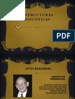 estructuras psicticas