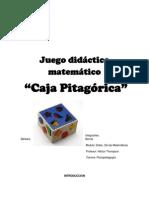 Juego didáctico matemática