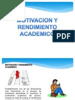 MOTIVACIÓNY RENDIMIENTO ACADEMICO, Docencina Universitaria