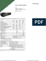 160PC Differential Pressure Sensor