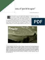 """Aquitania, el """"país de las aguas"""""""