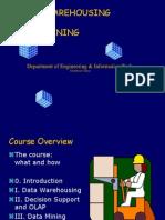 Data Mining and Ware Housing