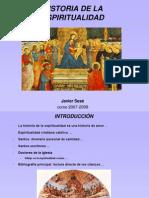 Historia de La Espiritualidad - Ciclo i