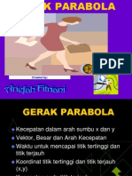 46c16f088ce1f5422a6074aa7cfe9c73 Gerak Parabola Ppt