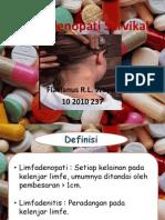 Limfadenopati Servikal PPT Alvin