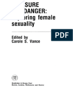 Carole S. Vance (Ed.) - Pleasure and Danger - Exploring Female Sexuality (1)