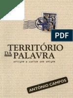 Territorio Da Palavra - Antonio Campos
