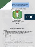 Kalbar Presentation