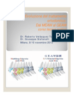 evoluzionedeltrattamentoortodonticomodalitcompatibilit-120420100750-phpapp02