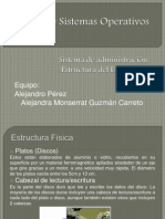 Estructura D.D