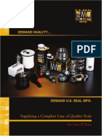 US Seal Mfg Catalog 1010