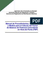 Manual Fbp