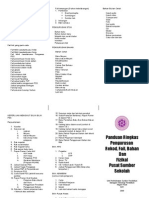 Brosur Panduan Ringkas Perkhidmatan PSS