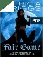 Patricia Briggs - Lobos não choram livro 3 - Jogo Justo