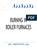 Boiler - Coal Furnaces Classification Detailed