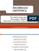 Hemorragia Obstetrica 11 Abril 2013 (1)