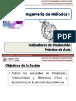 T2.2 IM I - USMP - Indicadores de Producción - Ejercicios