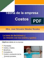 5. Teoría de la empresa-Costos-2010
