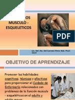 PRESENTACION MUSCULO-ESQUELETICO