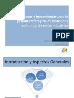 Conceptos y Herramientas Estrategicas Ppt