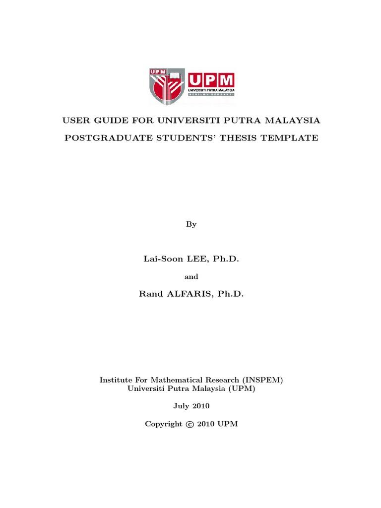 Dissertation journal articles