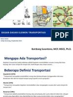 Bahan Kuliah Dasar Transportasi(Publish)