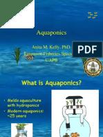 eXtension Virtual Aquaculture Workshop Aquaponics