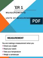 Units of Measurement (1)